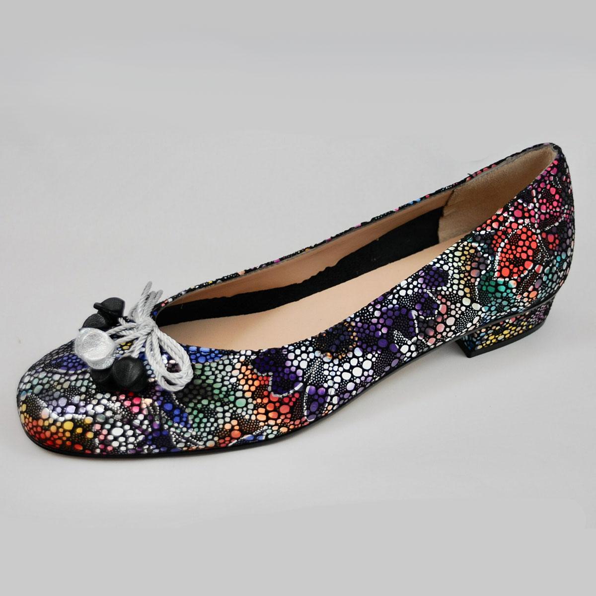 HB Italia Jest Bouquet Pump Shoe
