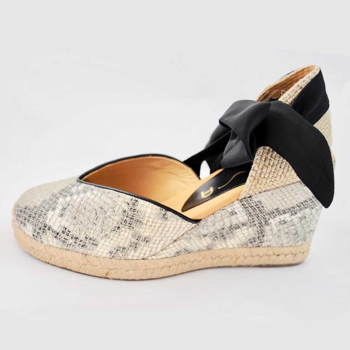 Unisa - Chufy Natural Wedge Espadrille