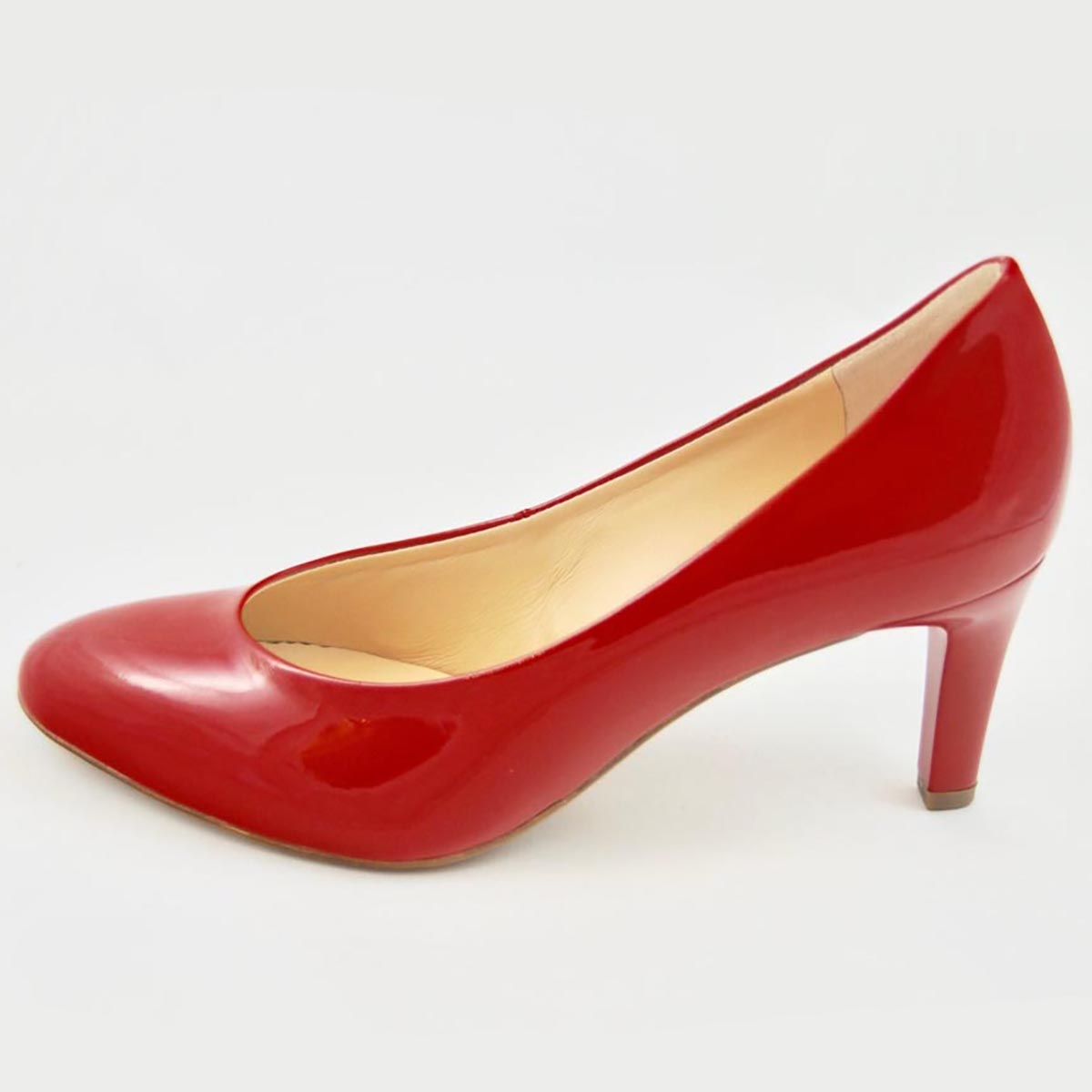 Hogl - Sass Red Patent Court Shoe