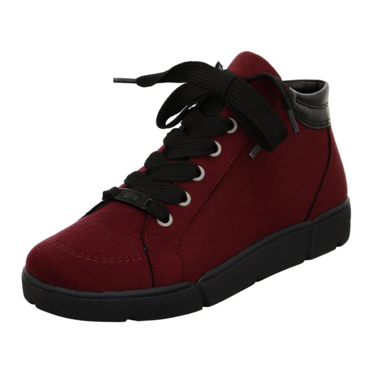 Ara - Rubina Red Rom High Top Lace Up Bootie