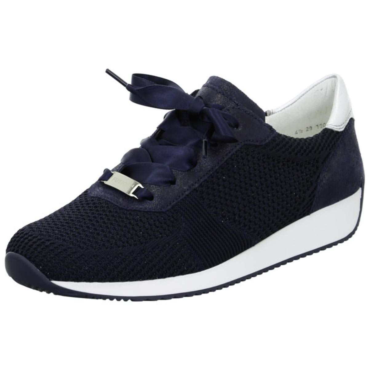 Ara - Lissabon Navy Sneaker