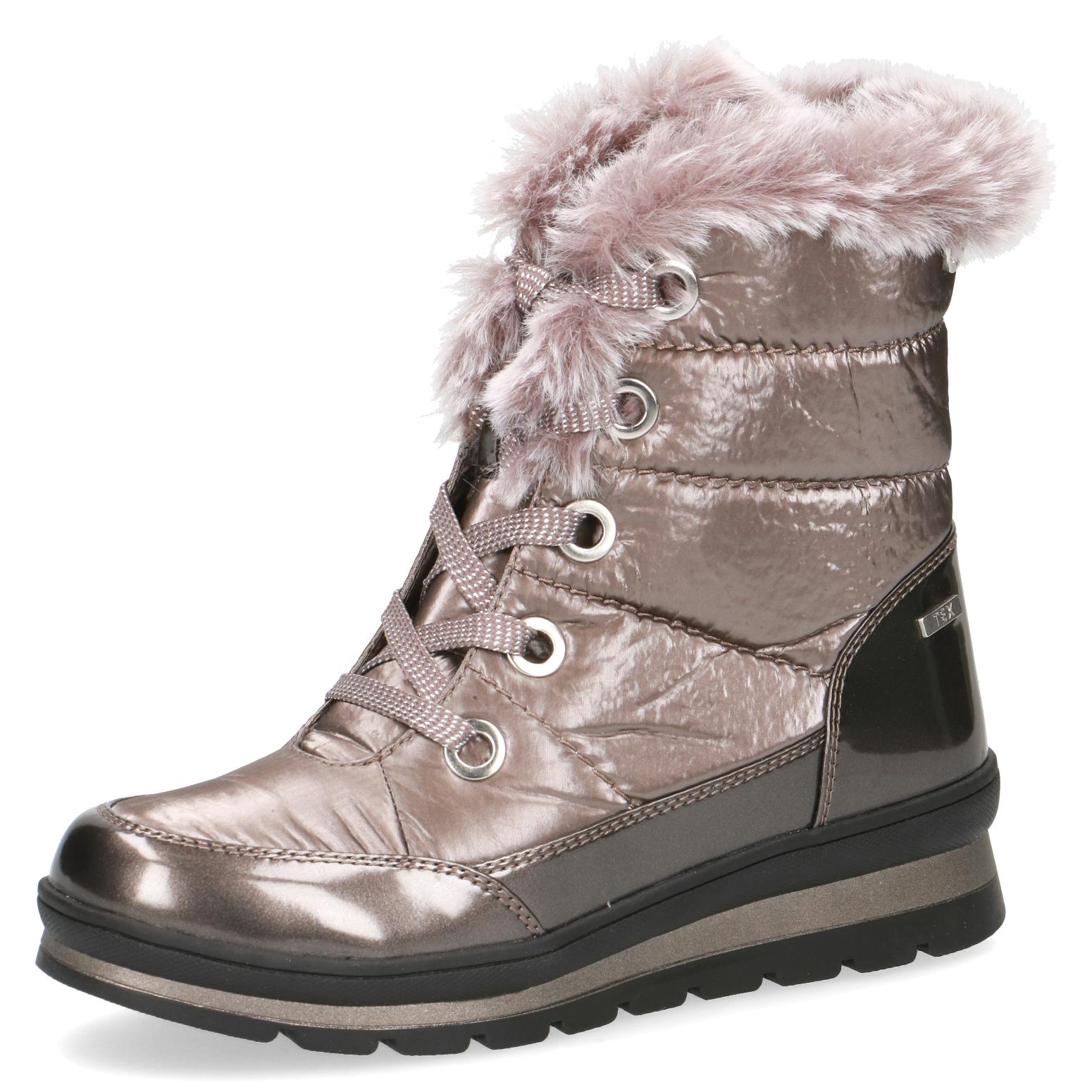 Caprice Adele Stone Winter Boot