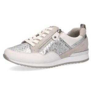 Caprice - Damsell Silver Sneaker