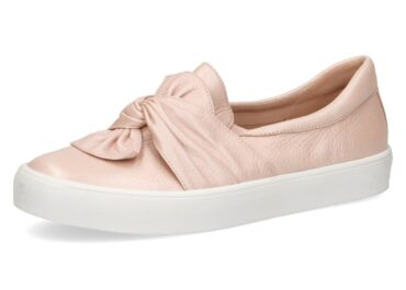 Cosi - Caprice Soft Rose Gold Sneaker