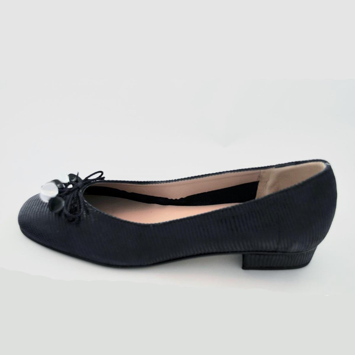 HB Italia - Jest Navy Pump Shoe