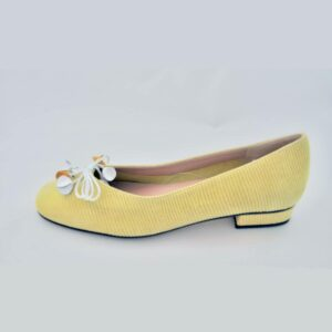 HB Italia - Jest Yellow Pump Shoe