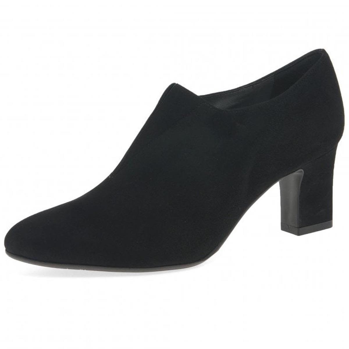 Peter Kaiser - Miaka Black Suede Shoe Boot