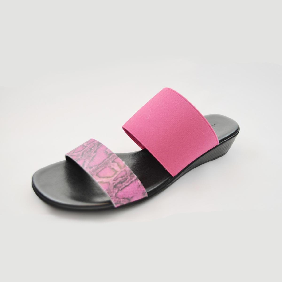 Rapisardi - Miriana Pink Summer Mule