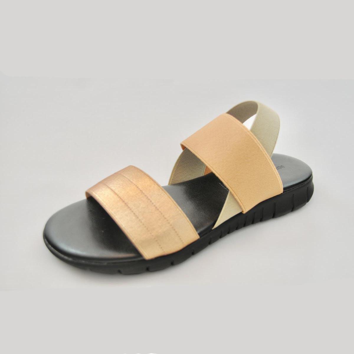 Rapisardi - Lauren Copper Summer Sandal
