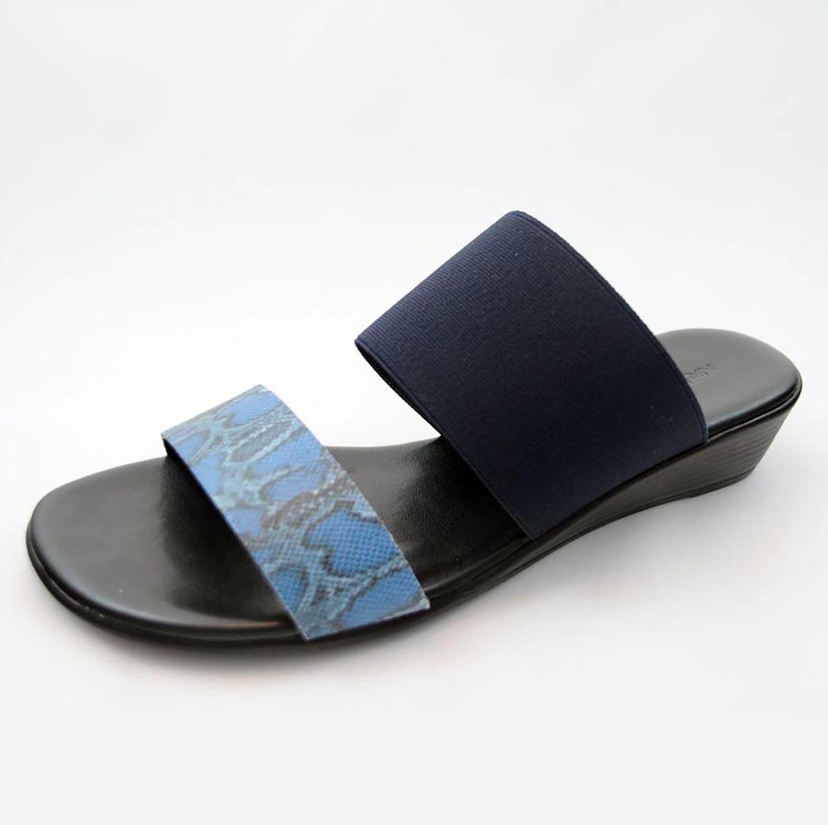 Rapisardi - Miriana Blue Summer Mule