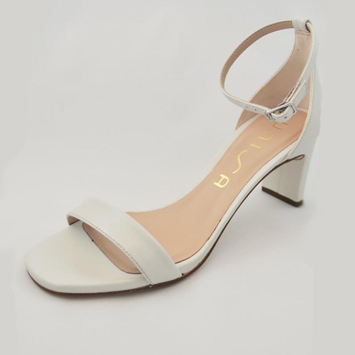 Unisa - Morella Ivory Summer Sandal