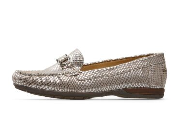 Van Dal - Bliss Silver Loafer