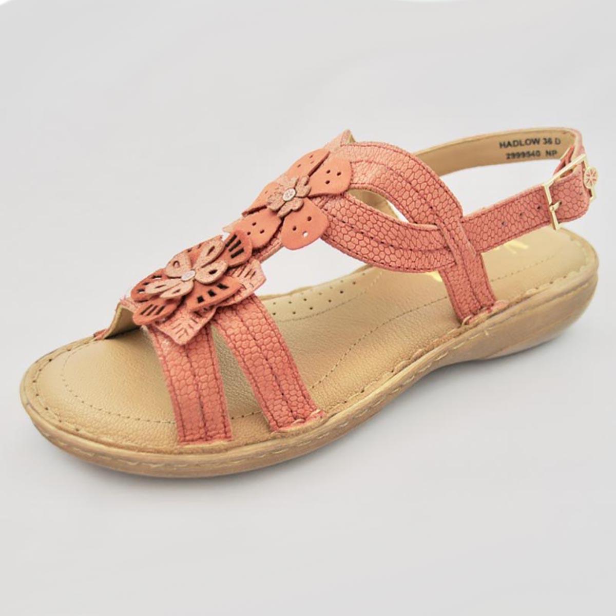 Van Dal - Hadlow Flame Summer Sandal
