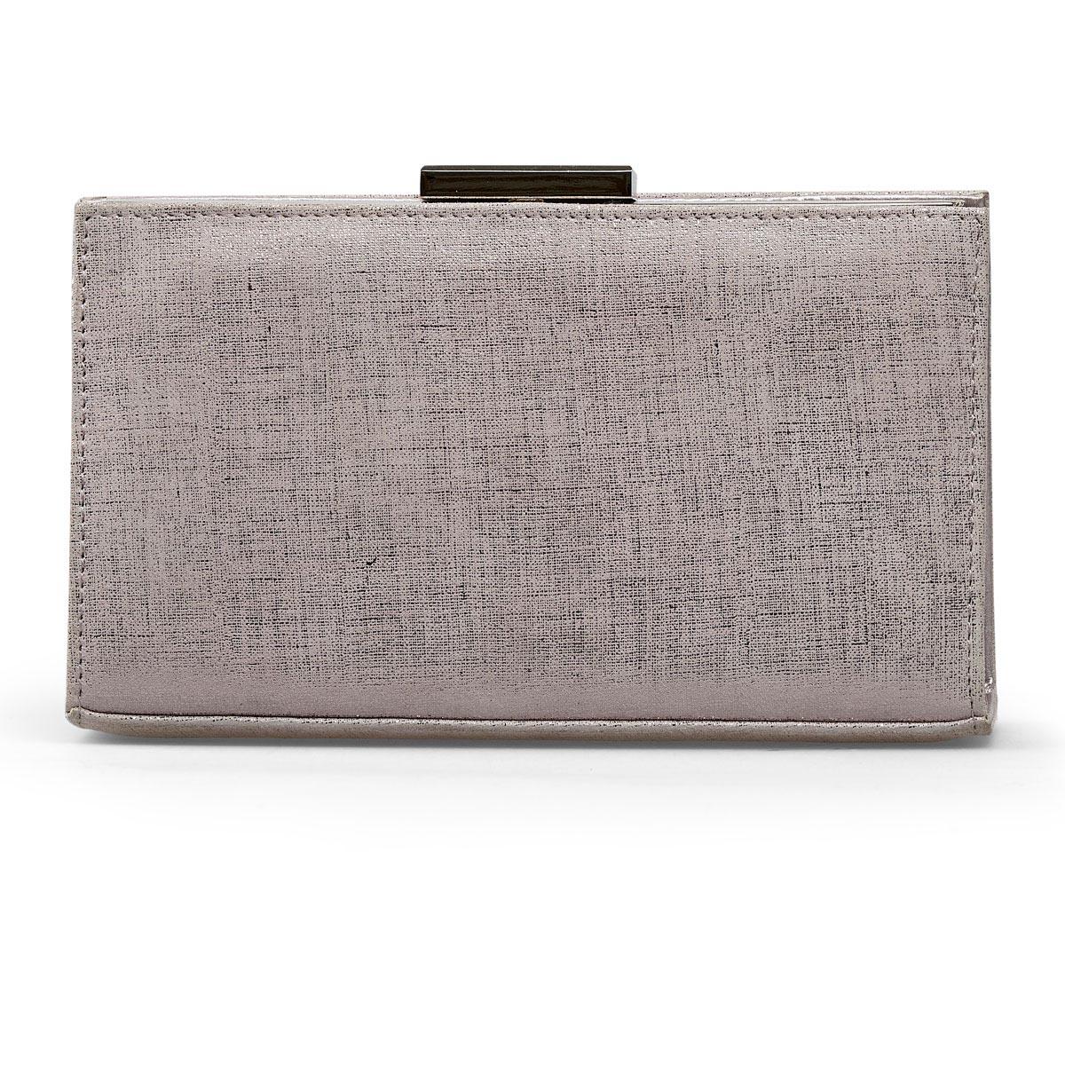 Van Dal - Zinnia Orchid Linen Print Bag