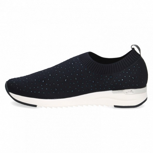 Caprice Dolly navy Slip On