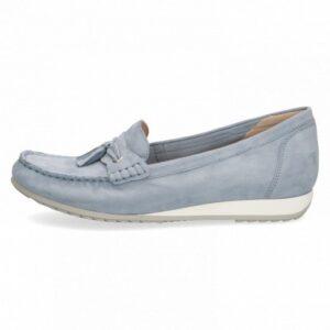 Caprice Edwina Denim blue Loafer