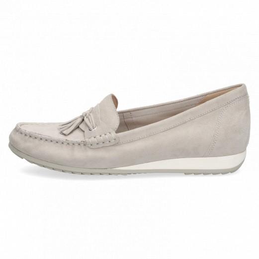 Caprice Light Grey Loafer