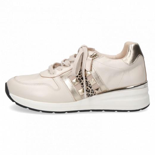 Caprice Fiona Beige Sneaker